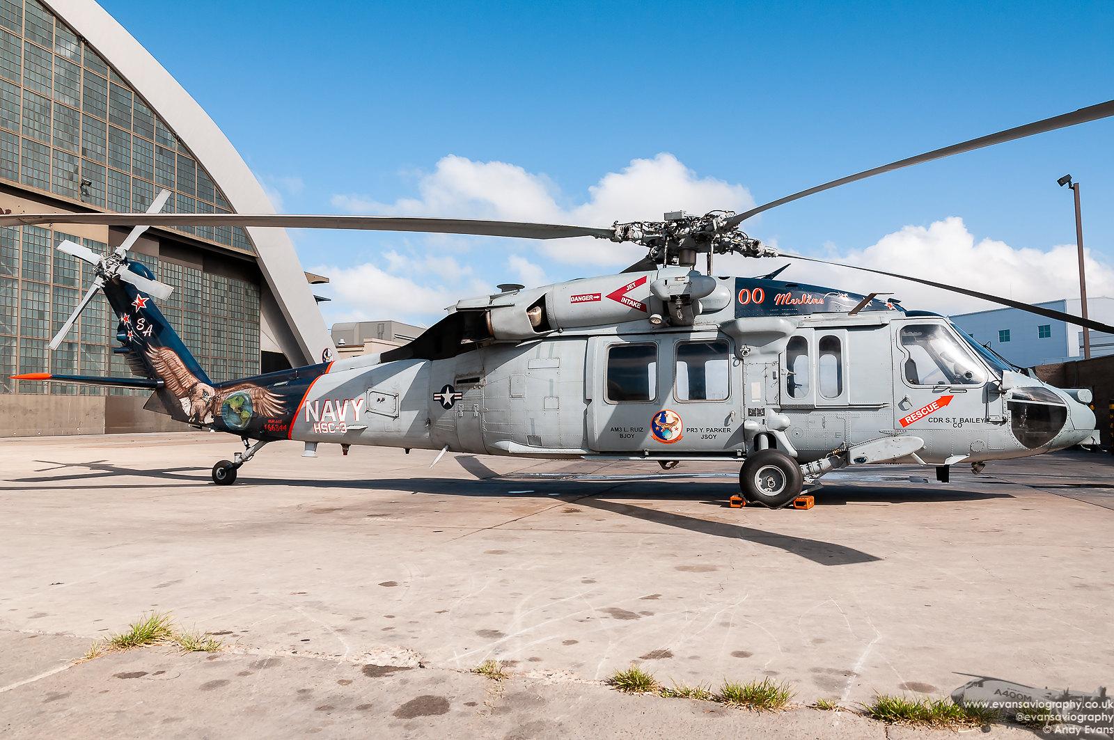 166344 MH-60S HSC-3