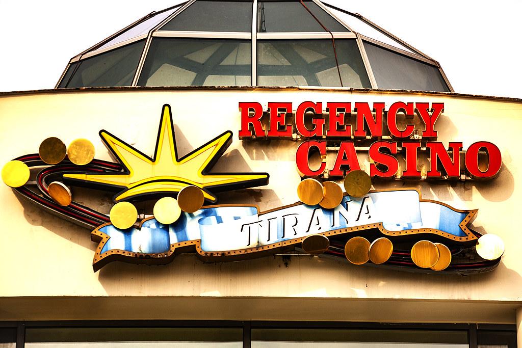 REGENCY CASINO on 4-20-21--Tirana