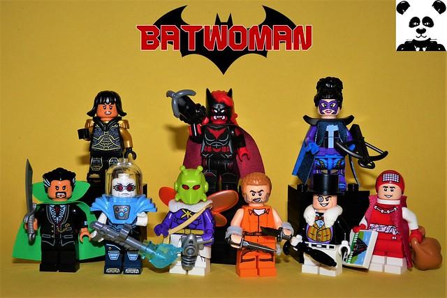 The Bat-Family & Villains Vol. 4: Batwoman