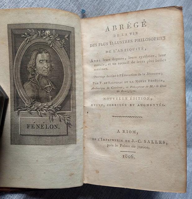 FENELÓN 1806