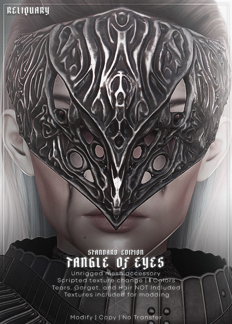 !R! Tangle of Eyes @ FANTASY FAIRE APR 22ND 2021