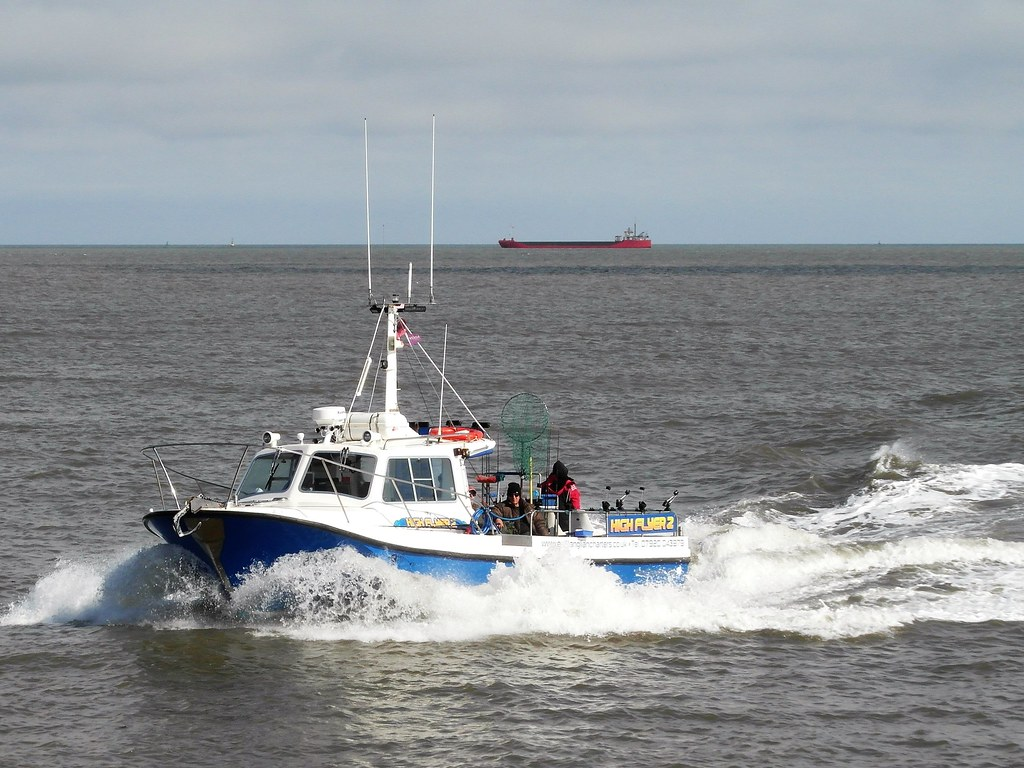 Charter fishing boat High Flyer 2 of Yarmouth