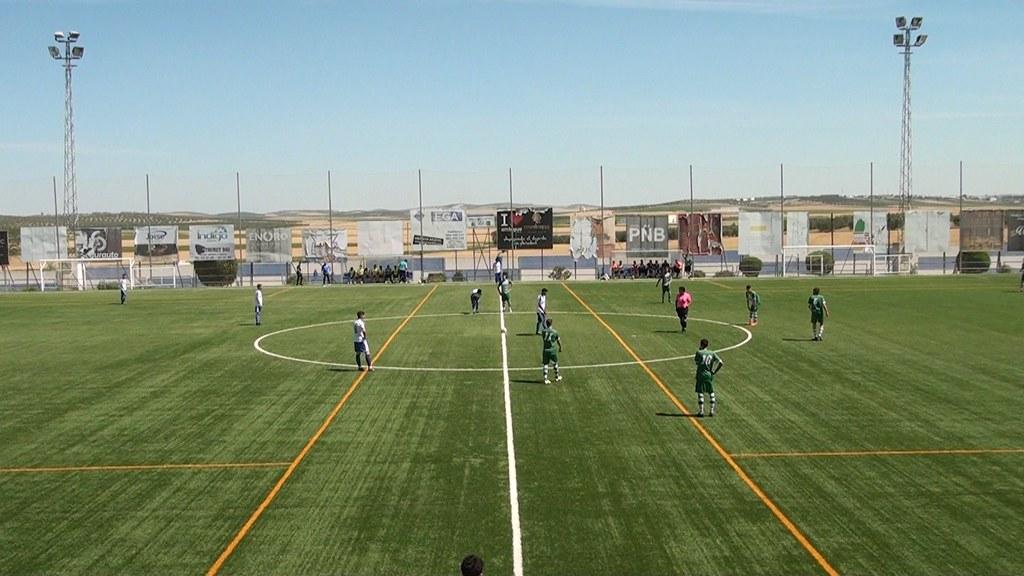Fútbol CD Arahal vs Montequinto 2021
