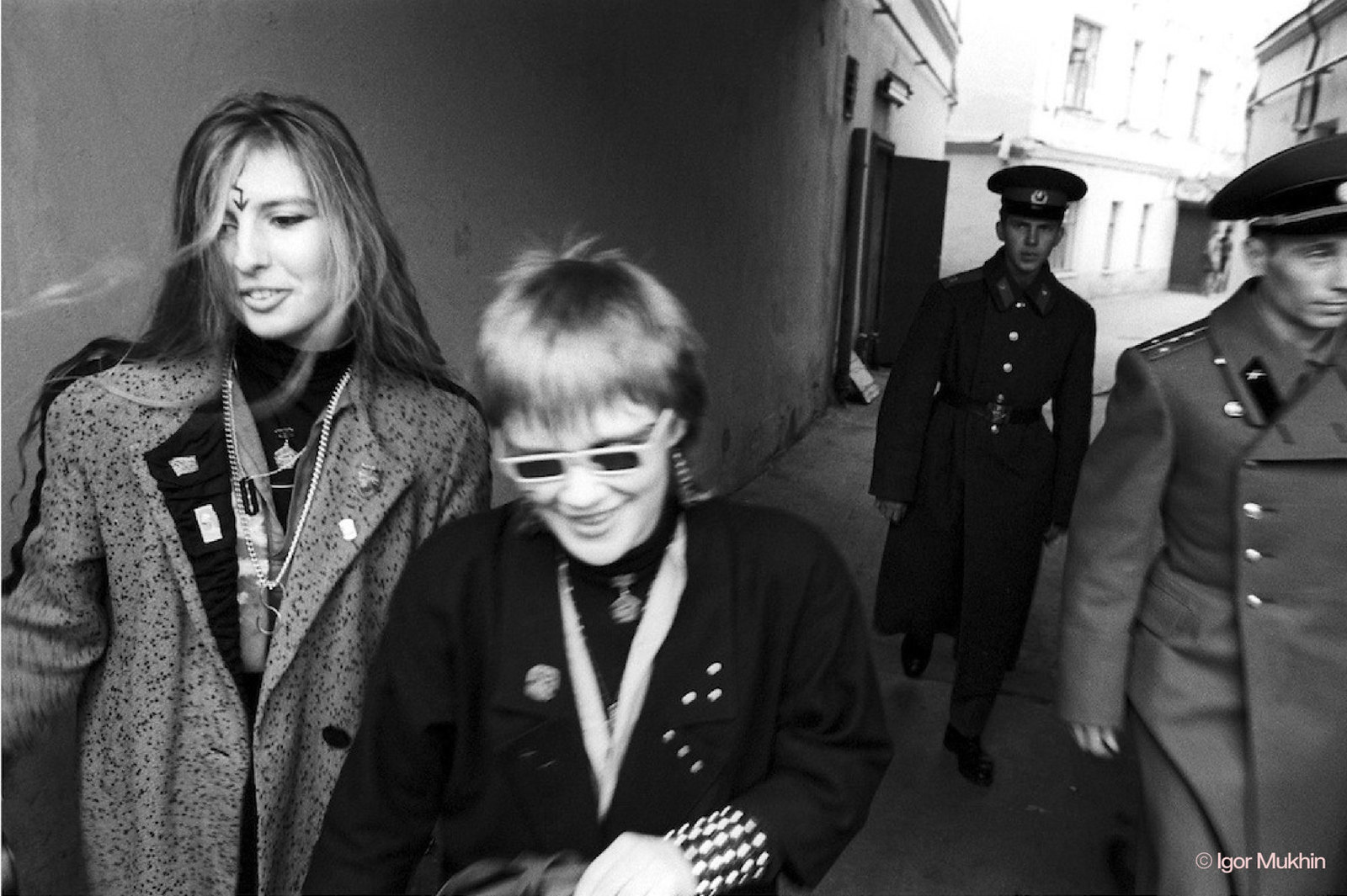 1987. Молодежь большого города1