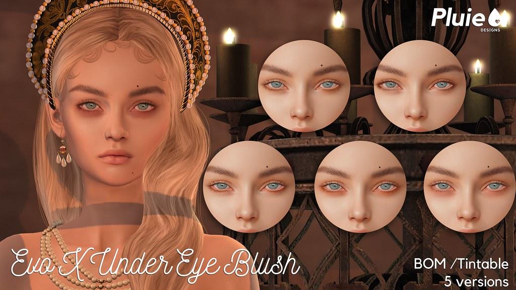 Evo X Under Eye Blush @101L