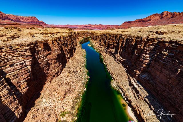 Colorado River Gorge