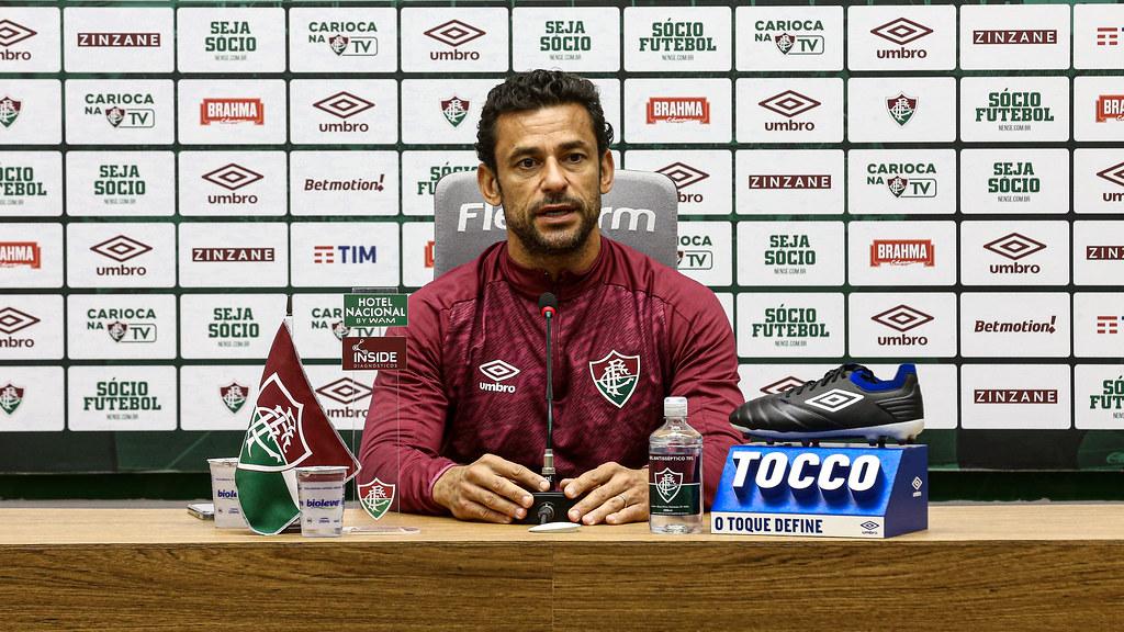 Treino do Fluminense - 20/04/2021