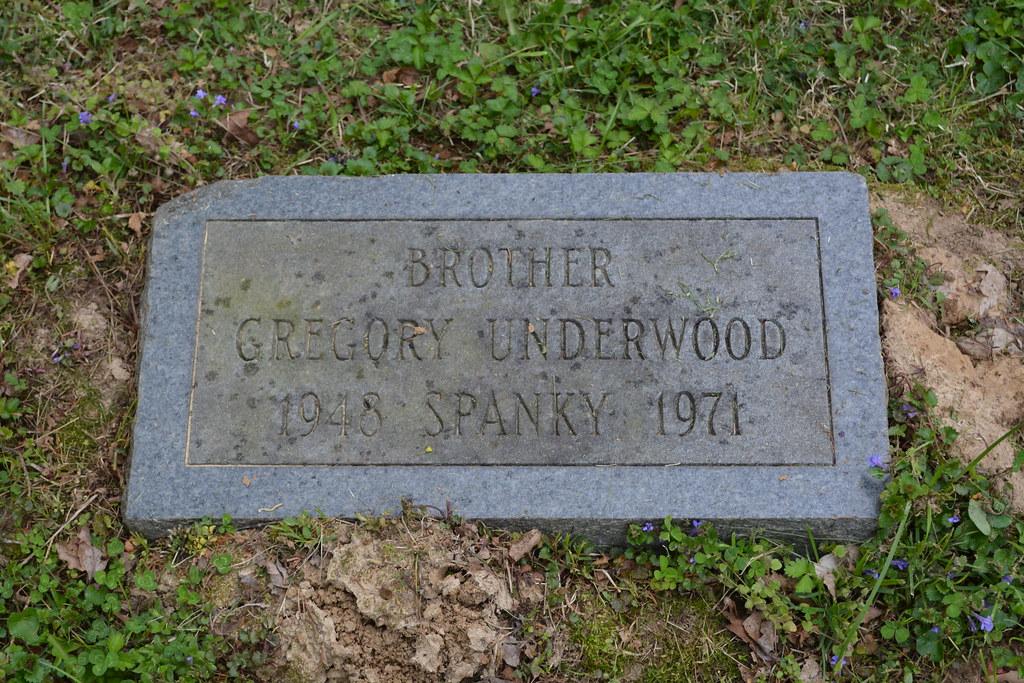 gregory underwood