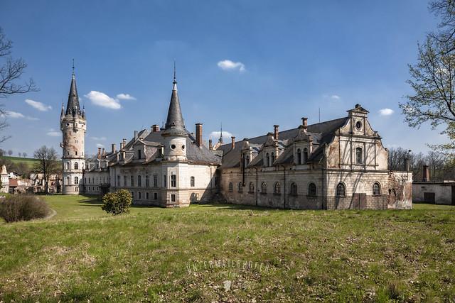 silesian fairytale castle