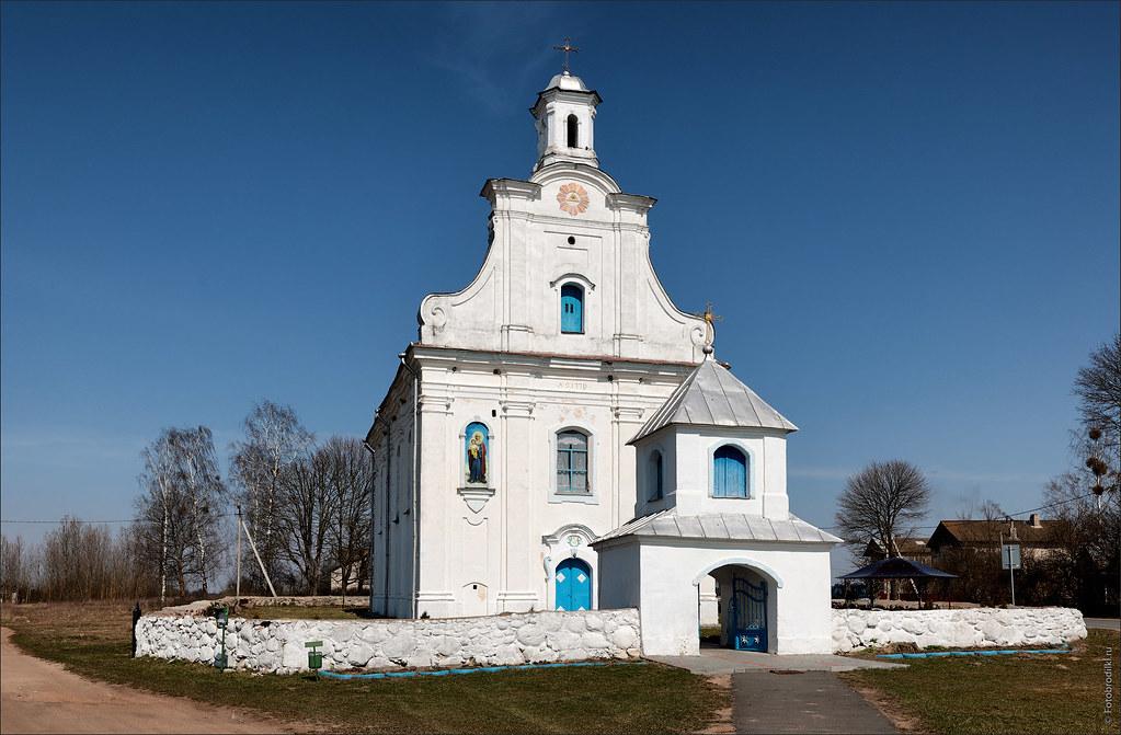 Бусяж, Беларусь