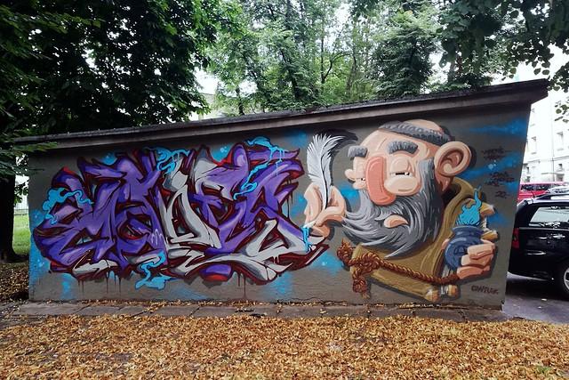 Graffunk, Macfis, #18na18