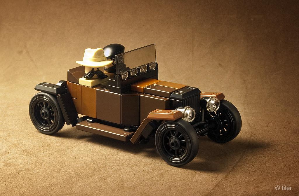 1915 Saxon Model 14 - Indiana Jones and The Last Crusade