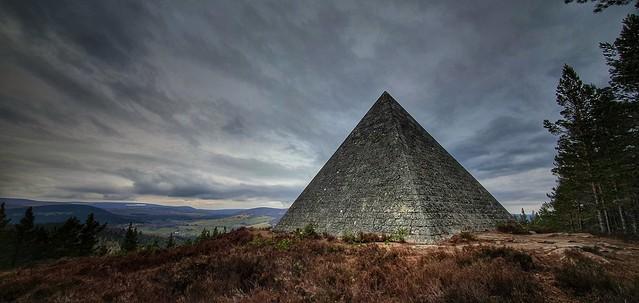 The Scottish Pyramid