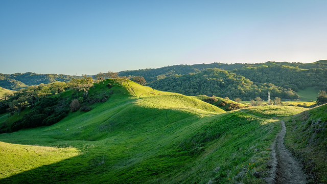 Rolling Hills at Alhambra
