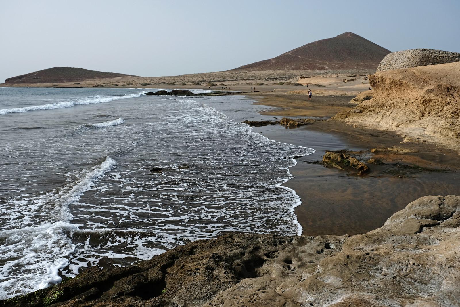 Playa el Médano, Tenerife, Canary Islands, Spain