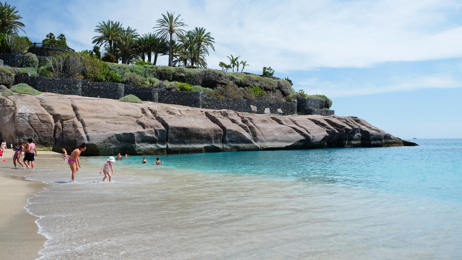 El Duque Beach, Tenerife, Canary Islands, Spain