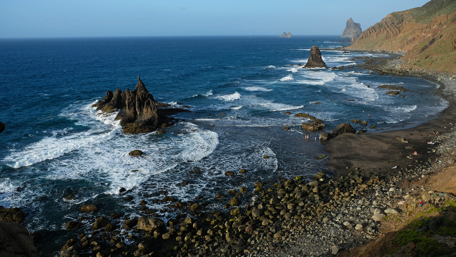 Benijo Beach, Tenerife, Canary Islands, Spain