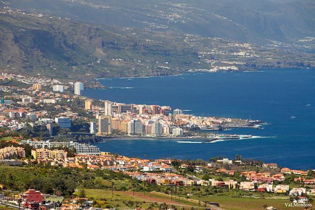 Puerto de la Cruz (Tenerife, España)