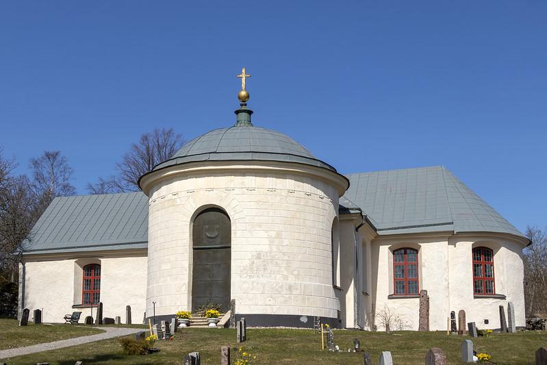 Mörkö kyrka