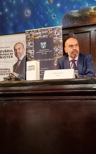 Virusarea legitimității în post-democrație, Iași – 16 aprilie