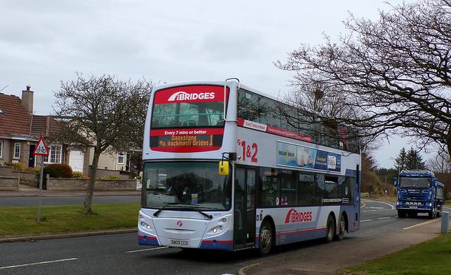 First Aberdeen 38216 SN09CCO (20th April 2021)