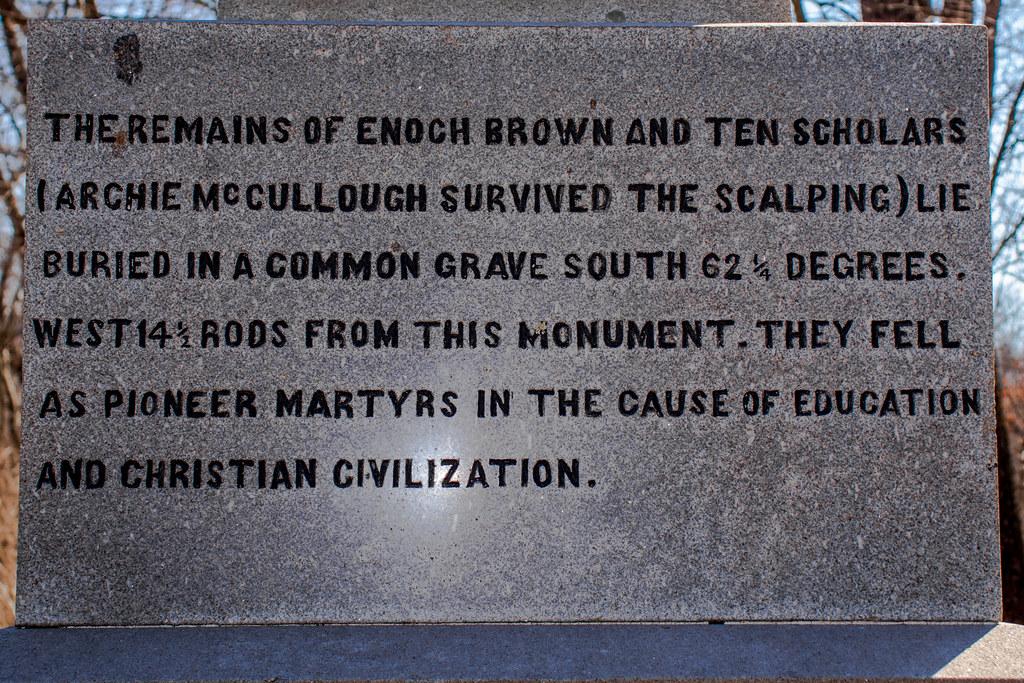 America's First School Attack