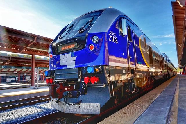 Amtrak California Charger