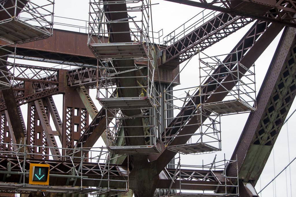 Consolidation des problèmes dus aux problématiques de renversement du pont de Québec