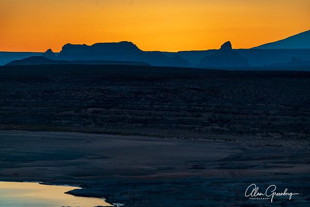 Lake Powell Sunrise 2