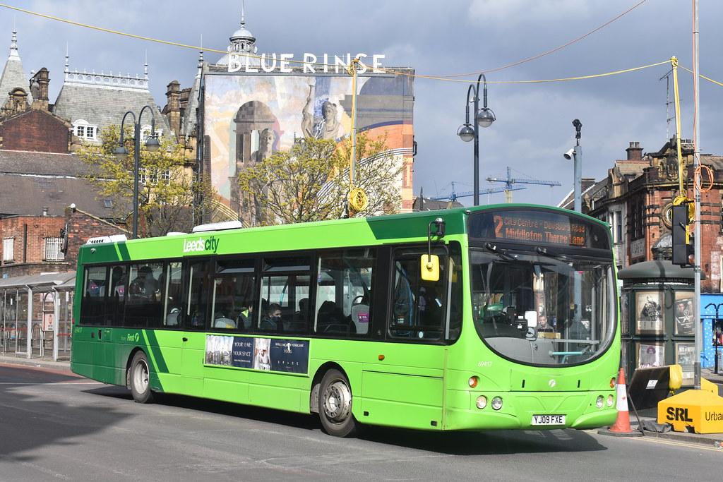 69417 YJ09 FXE First Leeds
