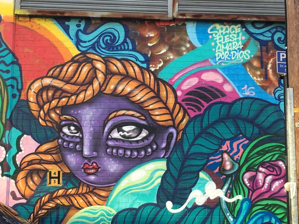 London Seven Sisters StreetArt