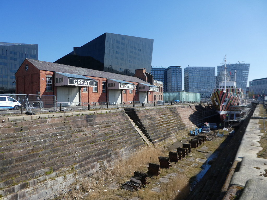 Great Western Railway Warehouse, Albert Dock, Liverpool