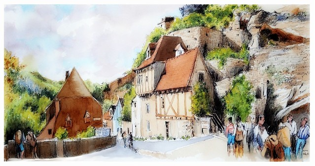 Rocamadour - Occitanie - France