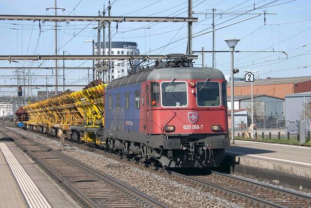 SBB Re 6/6 620 068 Pratteln