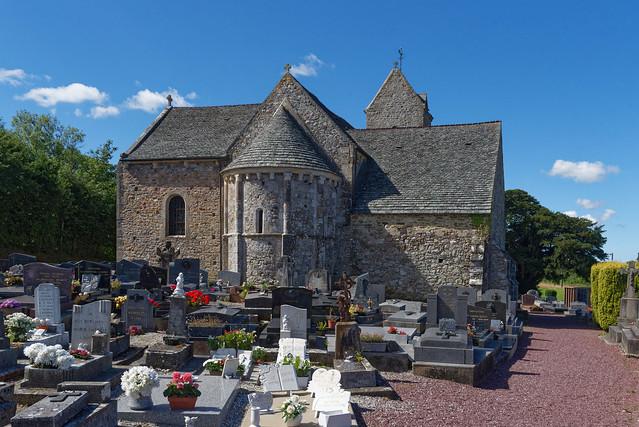 Eglise de Martinvast - Manche