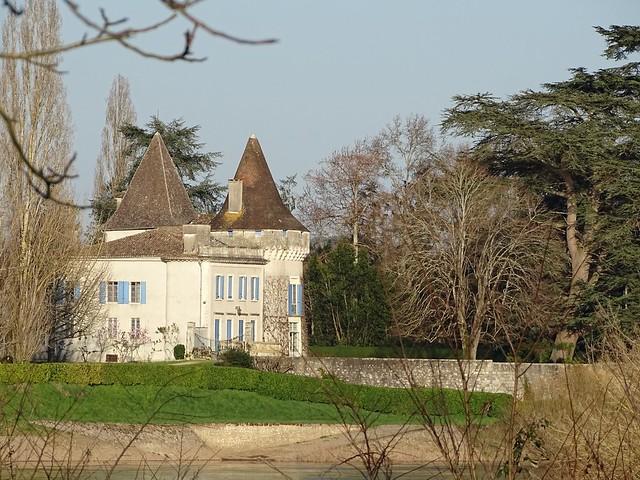 balade le long de la Dordogne