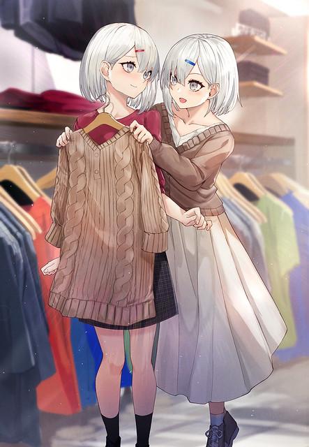 Everyone Loves Shopping