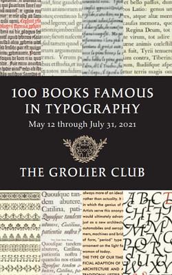 100 Books Typography