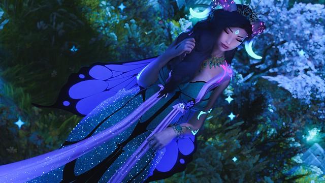 . ~ Butterfly Queen ~ .