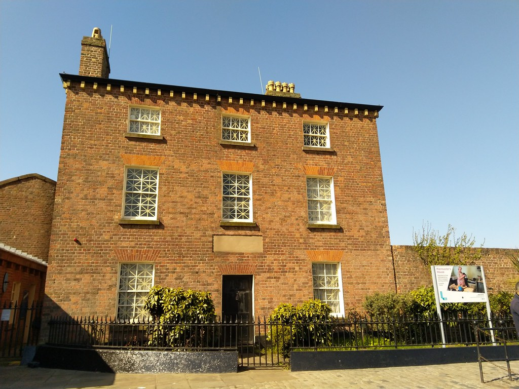 Pier Master's House, Liverpool
