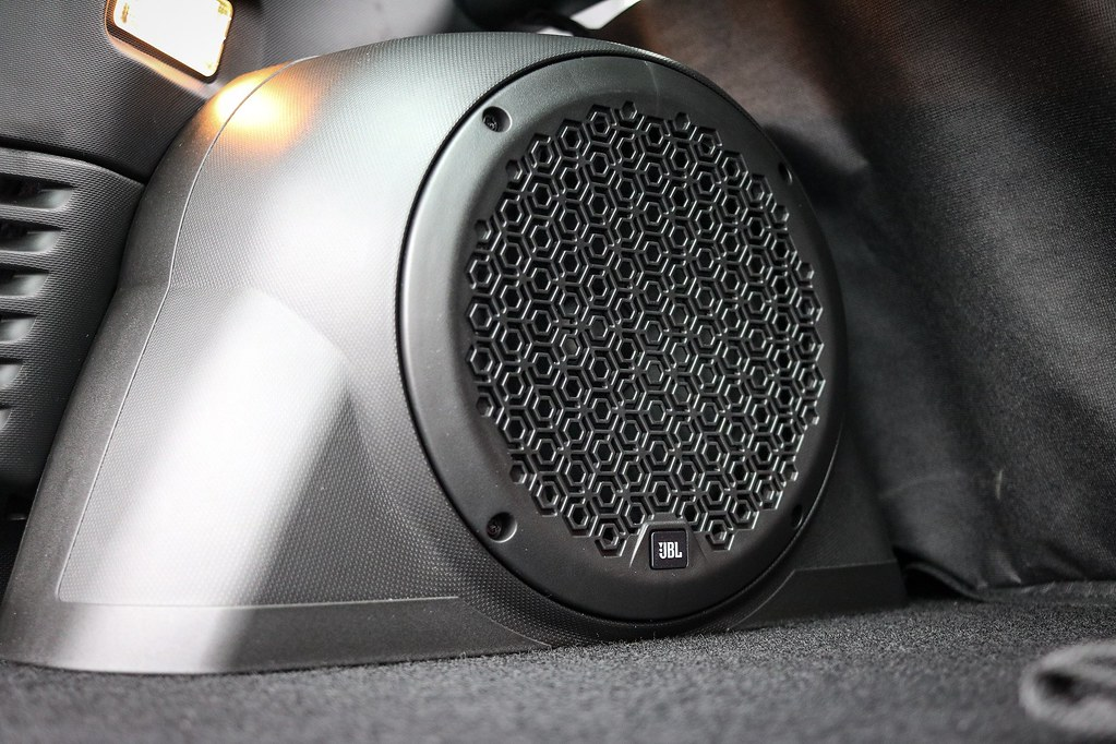 Smart ForTwo or ForFour 453 JBL Subwoofer