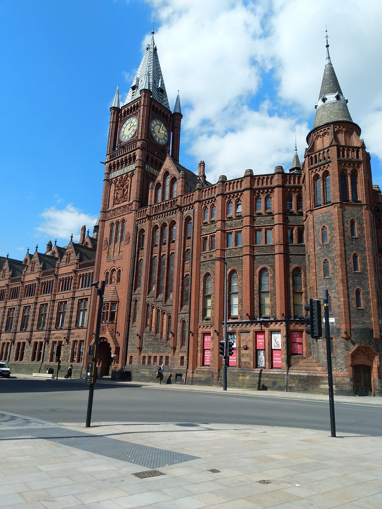 Victoria Gallery and Museum, University of Liverpool
