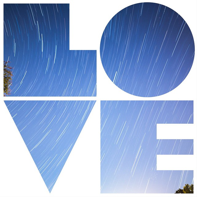 Don't you love star trails?