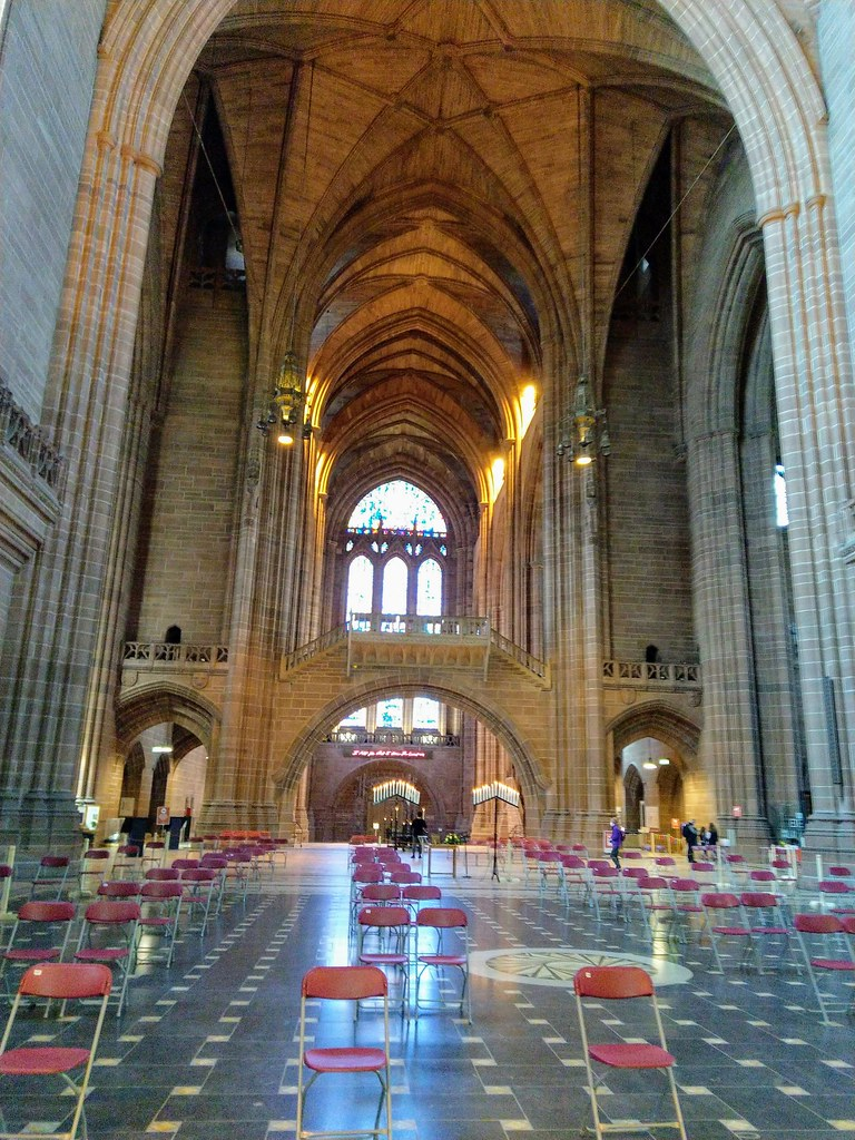 The Nave, Liverpool Cathedral