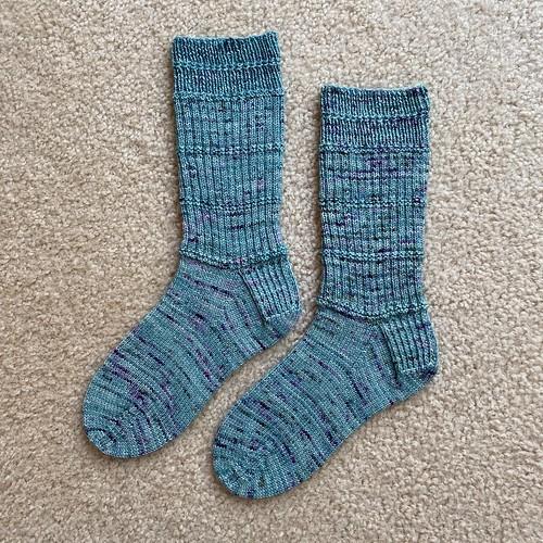 Old Sweatshirt Socks