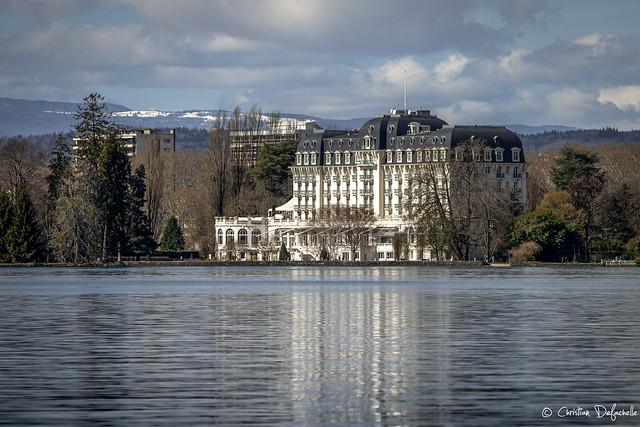 Impérial Palace lac d'Annecy