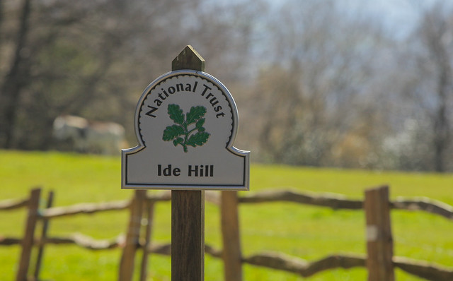 Ide Hill Kent..Grid reference: TQ485515