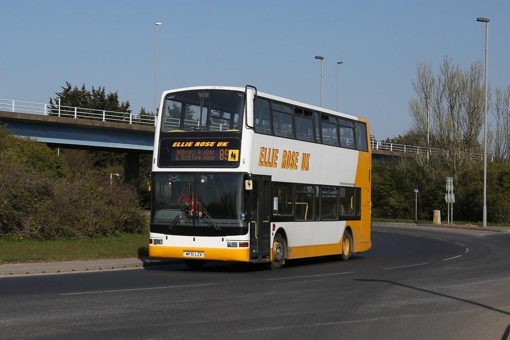 Ellie Rose Travel of Hull MF51LZX