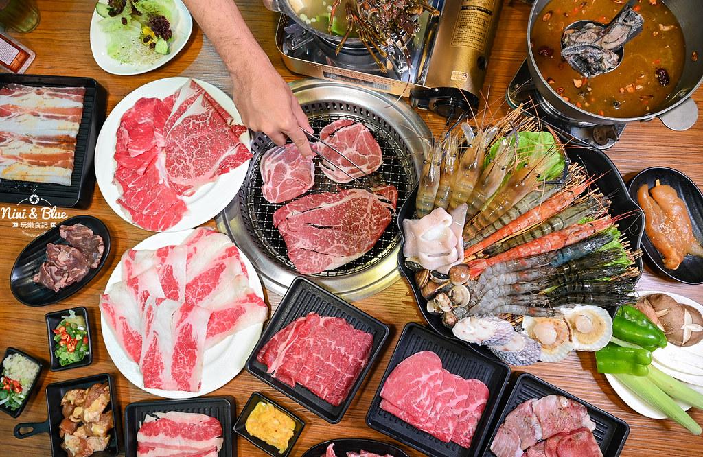 BOB豐原太平燒肉火鍋吃到飽 香香燒肉 價位37