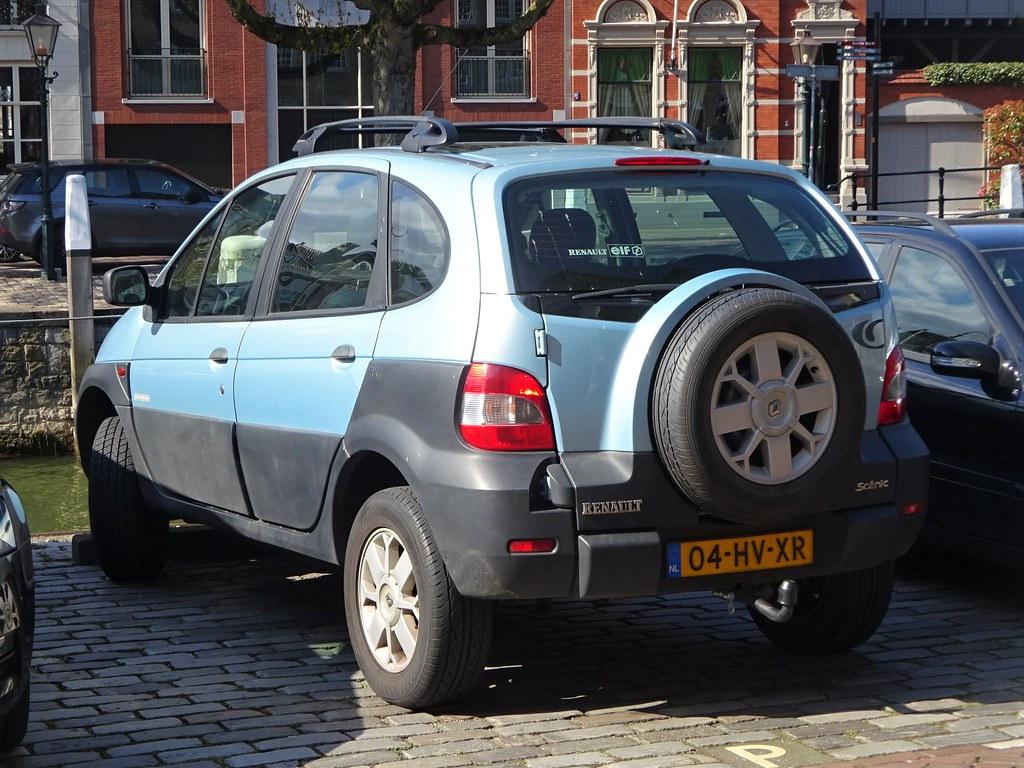 "2002 Renault Scénic RX4 ""Salomon"""
